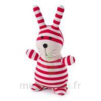 Soframar Bouillotte peluche micro-ondable Lapin Socky Dolls