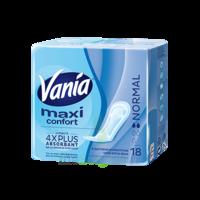 Vania Maxi Serviette périodique normal Sachet/18
