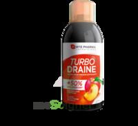 Turbodraine Solution buvable Thé-Pêche 2*500ml