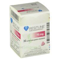 RESITUNE 75 mg, comprimé gastro-résistant