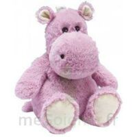 Estipharm Bouillotte peluche Hippopotame 750ml