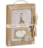 Sophie la girafe So'pure Protège carnet de santé