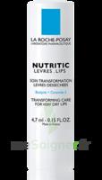 Nutritic Stick lèvres sèche sensibles 2 Etui/4,7ml