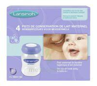 Lansinoh Flacon recueil lait 160ml B/4