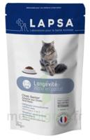 Lapsa croquette chat senior - longévité - 2kg