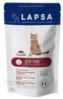 Lapsa croquette chat adulte - stérilisé - 2kg