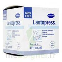 Lastopress® bande de compression cohésive 7 cm x 3 mètres - coloris blanc