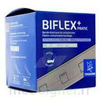 Biflex 16 Pratic Bande contention légère chair 8cmx3m