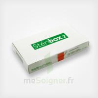 Stéribox Kit prévention et hygiène pour les toxicomanes avec seringues 100UI/ml