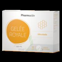 Pharmactiv Gelée royale S buv 10 Ampoules/10ml