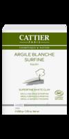 Argile Blanche Surfine - 200 g