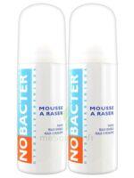 Nobacter Mousse à raser peau sensible 2*150ml