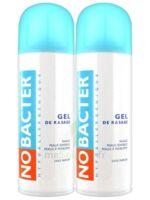 Nobacter Gel de rasage peau sensible 2*150ml