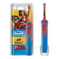 Oral B Incredibles 2 Brosse dents électrique enfant 3ans et+