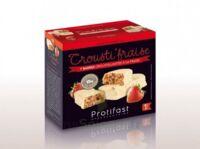 Protifast Barre crousti'fraise B/7