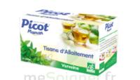 Picot Maman Tisane D'allaitement Verveine 20 Sachets