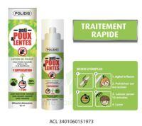 Polidis Lotion bi-phase anti-poux et lentes 80ml