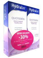 Hydralin Quotidien Gel lavant usage intime 2*400ml