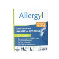 Allergyl Spray protection rhinite allergique 800mg