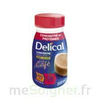 DELICAL BOISSON HP HC CONCENTREE Nutriment café 4Bouteilles/200ml