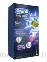 Oral B Professional Care 700 Brosse dents white and clean B/1
