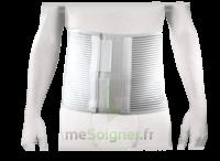 Stabilab Confort Ceinture abdominale - Blanc H30cm T120
