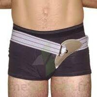 Ormihl 603 Simple Bandage herniaire souple gauche gris chiné 105cm
