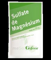 Gifrer Magnésium Sulfate Poudre 50 Sachets/30g