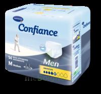 Confiance Men Slip absorbant jetable absorption 5 Gouttes Medium Sachet/14