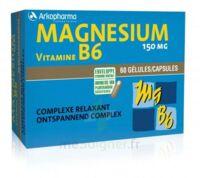Arkovital Magnésium Vitamine B6 Gélules B/120
