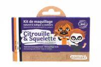 Kit 3 couleurs Citrouille & Squelette