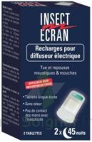 Insect Ecran Tablette recharge diffuseur B/2