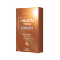 Terracotta Cicktail Autobronzant Comprimés B/30