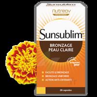 Sunsublim Caps peau claire 3*B/28