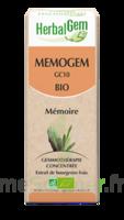 Herbalgem Memogem Solution buvable bio 30ml