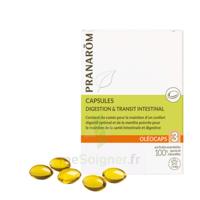 Oléocaps 3 Caps confort digestif bio B/30