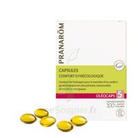 Oléocaps 5 Caps cycle menstruel bio B/30