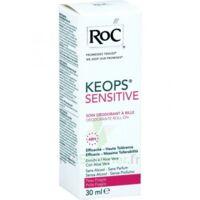 Keops Déodorant soin peau fragile Roll-on/30ml