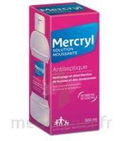 MERCRYL Solution pour application cutanée moussante blanc Fl/300ml