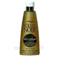 SOLEIL NOIR Huile vitaminée ultra bronzante Fl/150ml
