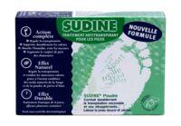 Sudine Poudre - Traitement anti transpiration - Boite de 6 sachets doubles
