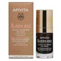 Apivita - Queen Bee Soin Contour Des Yeux Holistique Anti-âge 15ml