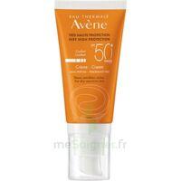 Avène Eau Thermale SOLAIRE Crème 50+ sans parfum 50ml