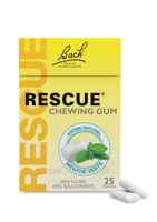 Bach Rescue Chewing-gum B/25