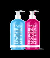 Akiva will protect Gel hydroalcoolique Bleu Fl pompe/1000ml