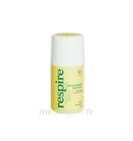 Respire Déodorant Citron Bergamotte Roll-on/50ml