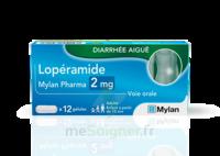LOPERAMIDE MYLAN PHARMA 2MG, gélules