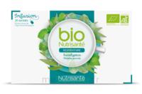 Nutrisanté Infusions Bio Respiratoire 20 Sachets