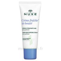 Crème fraiche® de beauté - crème hydratante 48h et anti-pollution30ml