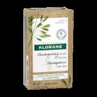 Klorane Capillaire Shampooing Solide Avoine B/80g